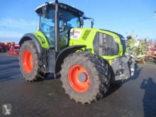 tracteur agricole Claas AXION 800 CIS