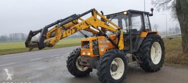 tracteur agricole Renault 90-34 tur ładne opony cały mechaniczny oborowa kabina h 2.5m 70-34 ceres MWM