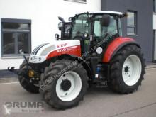 tracteur agricole Steyr Multi 4110