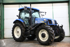 New Holland T6030 Plus supersteer farm tractor