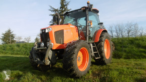 tracteur agricole Kubota Philippe Galarme, Olivier Laboute