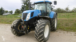 tracteur agricole New Holland Philippe Galarme, Olivier Laboute