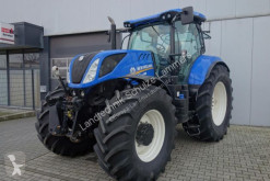 tracteur agricole New Holland T7.230 LWB Powercommand