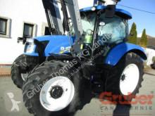 tracteur agricole New Holland T6.160 EC