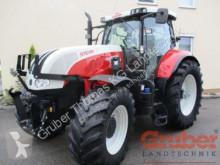 tracteur agricole Steyr CVT 6185