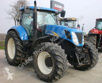 tracteur agricole New Holland T 7040
