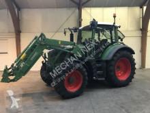 tracteur agricole Fendt Fendt 514 Vario Power met Cargo 4X75 frontlader