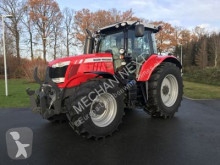 tracteur agricole Massey Ferguson 6718S Exclusive