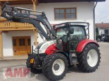 landbrugstraktor Steyr 4110 Profi Forst