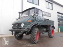 奔驰 U 600 (421) 农用拖拉机