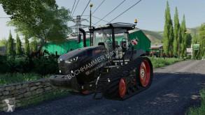 tracteur agricole Fendt 943 Vario MT