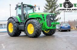 zemědělský traktor John Deere 8430 POWERSHIFT - 2008 ROK - 351 KM - MICHELIN 800/70R38