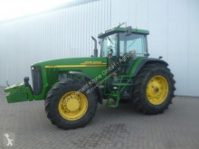 tracteur agricole John Deere 8310