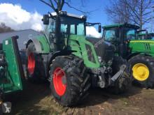 tracteur agricole Fendt 824 Vario