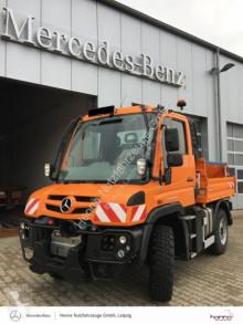 Mercedes U218 4x4 2800 Beifahrersitz Zweisitzer farm tractor