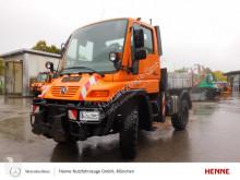 tracteur agricole Mercedes U290 3080 Unimog