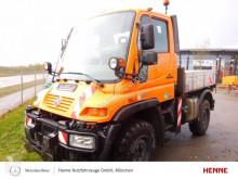 Mercedes U290 3080 60 km/h Unimog farm tractor