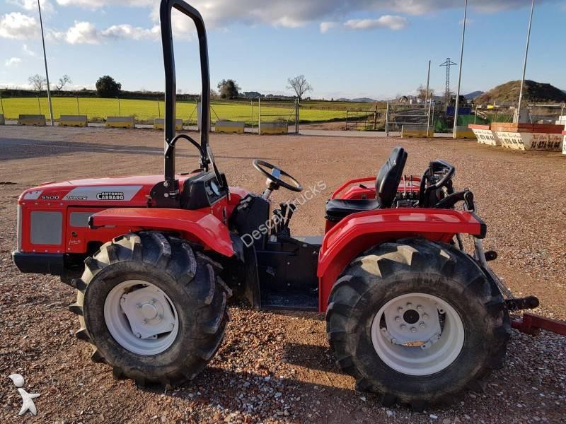 Trattore Agricolo Antonio Carraro Tigrone 5500 Tractor