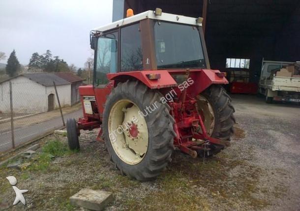 tracteur agricole case ih 645 occasion n 1401943. Black Bedroom Furniture Sets. Home Design Ideas
