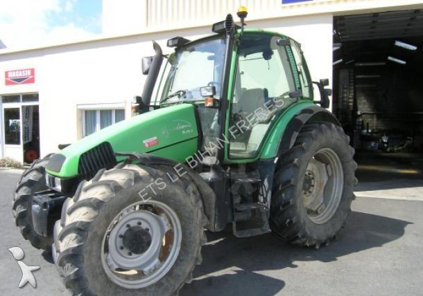 tracteur agricole occasion deutz fahr nc agrotron annonce n 1407955. Black Bedroom Furniture Sets. Home Design Ideas