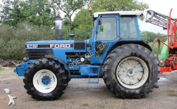 tracteur agricole ford 8730 occasionmasculinsingulier
