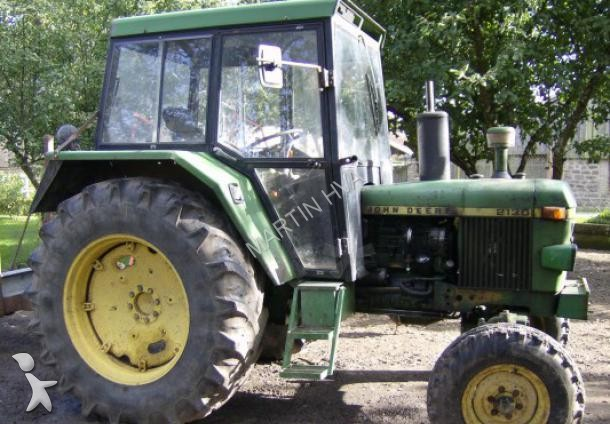 tracteur agricole john deere 2130 occasion n 1422680. Black Bedroom Furniture Sets. Home Design Ideas