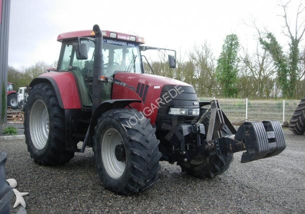 Tracteur agricole case ih cvx 1190 occasion n 1502659 for Case agricole