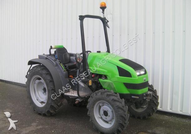 tracteur agricole deutz fahr agrokid 210 occasion n 1510663. Black Bedroom Furniture Sets. Home Design Ideas