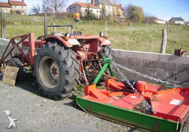 Tracteur agricole case ih 633 occasion n 1511425 for Case agricole