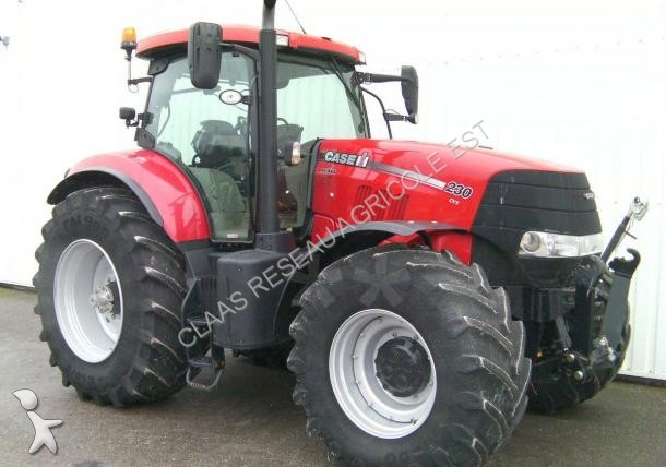 Tracteur agricole case ih puma cvx 230 occasion n 1524246 for Case agricole