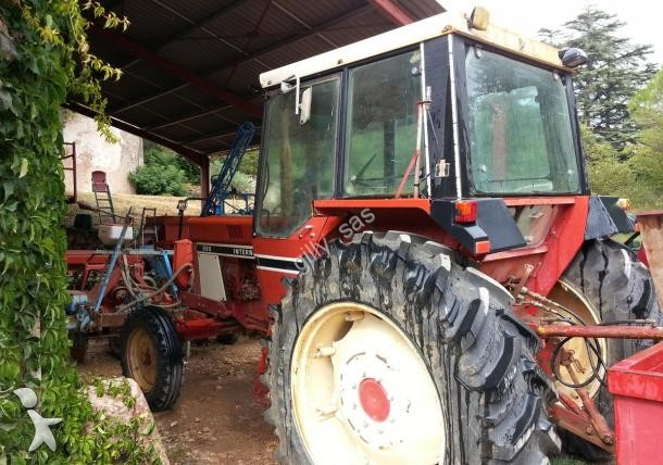 Tracteur agricole case ih 955 occasion n 1527340 for Case agricole