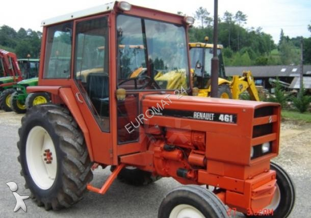 tracteur agricole renault 461 occasion n 1533194. Black Bedroom Furniture Sets. Home Design Ideas