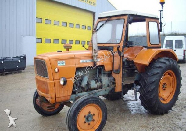 tracteur agricole someca 615 occasion