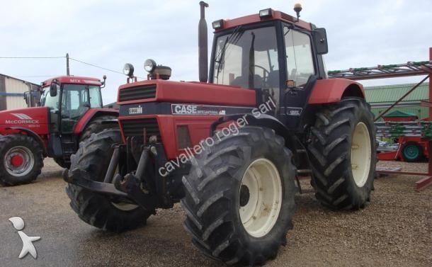 tracteur agricole case ih 1255 xl occasion n 1576926. Black Bedroom Furniture Sets. Home Design Ideas