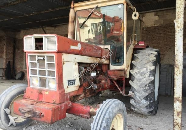tracteur agricole case ih 946 occasion