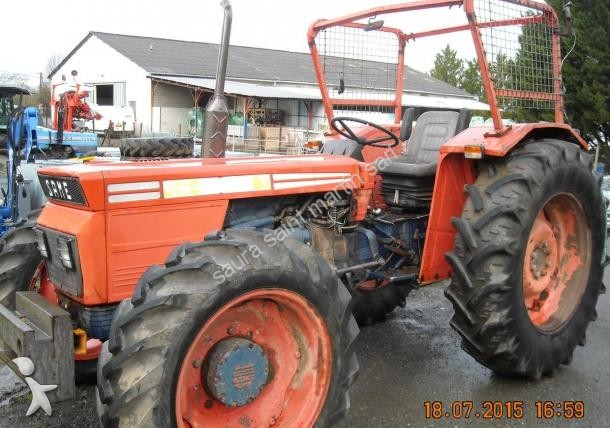 tracteur agricole same saturno 80 occasion