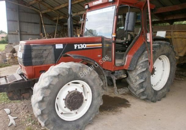 tracteur agricole fiat winner f 130 dt occasion n 1612074. Black Bedroom Furniture Sets. Home Design Ideas