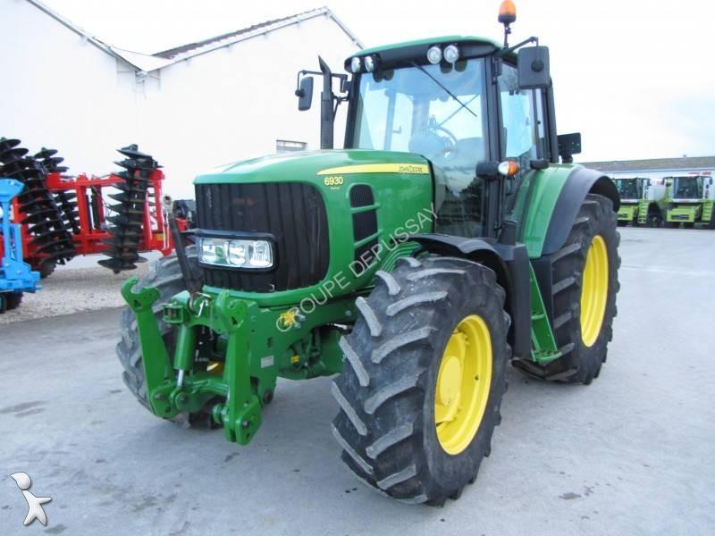 tracteur agricole occasion john deere nc 6930 premium annonce n 1760330. Black Bedroom Furniture Sets. Home Design Ideas