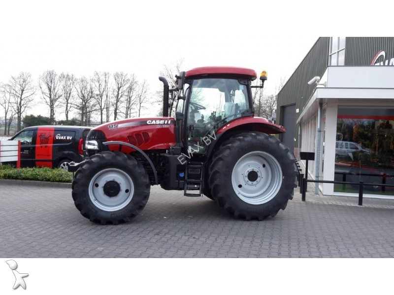 Tracteur agricole case ih maxxum 115 ep neuf n 1831777 for Case agricole