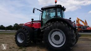 Voir les photos Tracteur agricole Massey Ferguson 8730