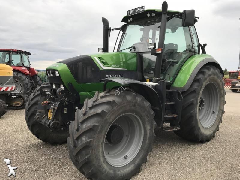 tracteur agricole deutz fahr 6190 tracteur deutz 6190 p agrotron occasion n 1861270. Black Bedroom Furniture Sets. Home Design Ideas