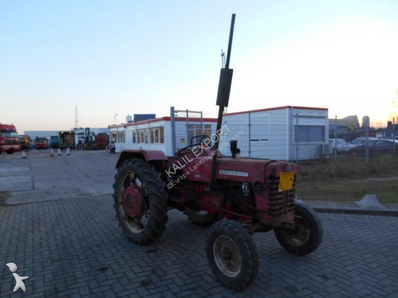 trattore agricolo mc cormick international d430 usato n. Black Bedroom Furniture Sets. Home Design Ideas