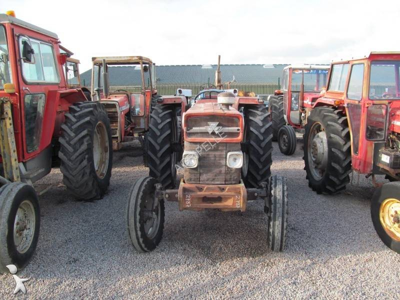 tracteur agricole occasion massey ferguson 168