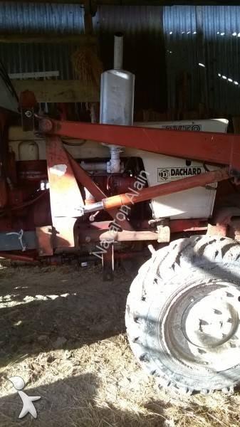 tracteur agricole avto mtz 52 occasion
