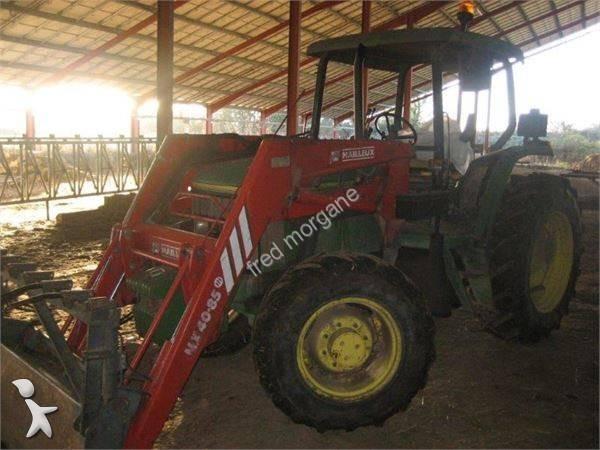 tracteur agricole john deere 6100 occasion n 2346716. Black Bedroom Furniture Sets. Home Design Ideas