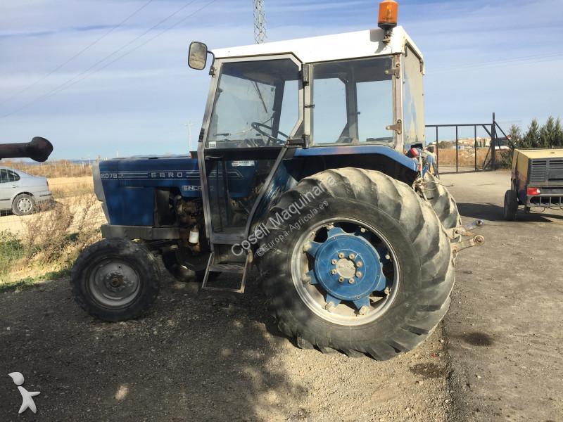 tracteur agricole ebro occasion