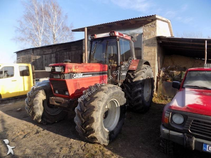 Tracteur agricole case ih 1455xxl occasion n 2439058 for Case agricole