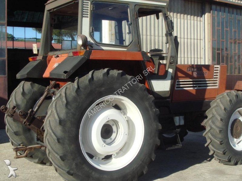 tracteur agricole fiat 1280dt occasion n 2457881. Black Bedroom Furniture Sets. Home Design Ideas