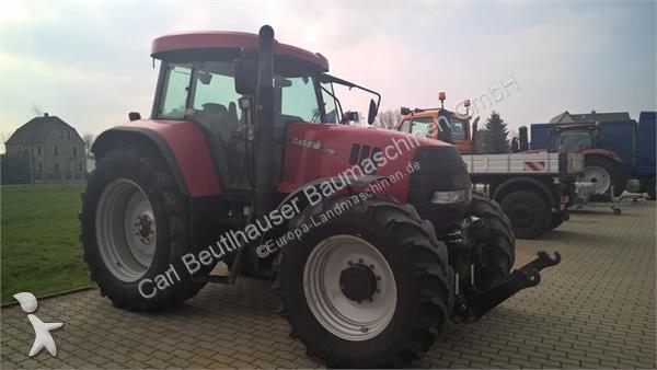 Tracteur agricole case ih cvx 175 profi occasion n 2629904 for Case agricole
