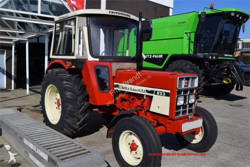 tracteur agricole case ih 633 occasion n 2693964. Black Bedroom Furniture Sets. Home Design Ideas